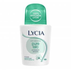 Lycia Talc Dezodorant Roll-on - 50 ml