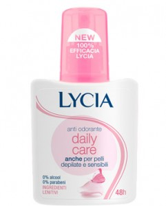 Lycia Daily Care dezodorant atomizer 75 ml