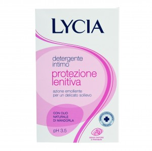 Lycia Soothing Płyn do higieny intymnej - pH 3,5 - 250 ml