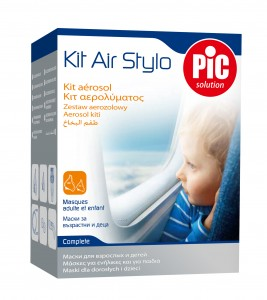 PiC Solution AIR KIT STYLO zestaw akcesoriów do inhalatorów