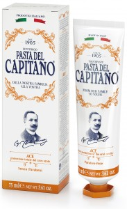 Pasta del Capitano do zębów ACE - 75 ml (LINIA PREMIUM)