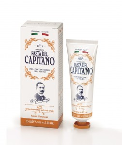 Pasta del Capitano do zębów ACE - 25 ml (LINIA PREMIUM)