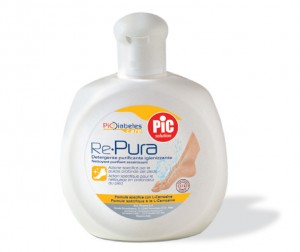 PiC Solution Re-Pura płyn do higieny stóp 200 ml