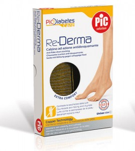 PiC Solution Re-Derma skarpety unisex XS (1 para)